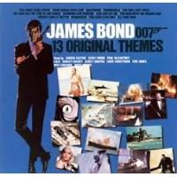 JAMES BOND 13 ORIGINAL THEMES