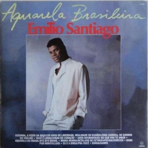 AQUARELA BRASILEIRA - LP