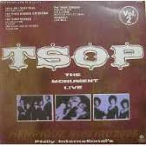 TSOP (THE SOUND OF PHILADELPHIA THE MONUMENT LIVE)VOL 2 - LP