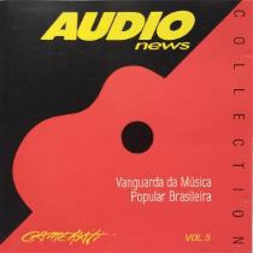 VANGUARDA DA MUSICA POPULAR BRASILEIRA VOL 5 - USED CD