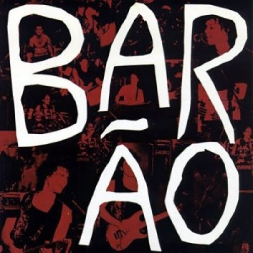 BARAO AO VIVO - LP