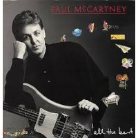 PAUL MCCARTNEY - All The Best Record