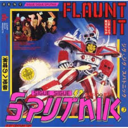 FLAUNT IT - LP