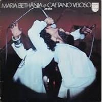 MARIA BETHANIA E CAETANO VELOSO AO VIVO