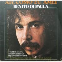 BENITO DI PAULA - Benito Di Paula (ah Como Eu Amei)