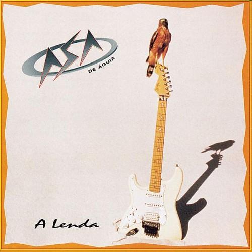 A LENDA - USED CD