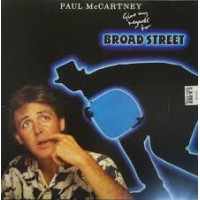 PAUL MCCARTNEY - Give My Regards To Broad Street EP