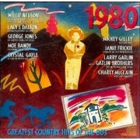 GREATEST COUNTRY HITS OF THE 80S-1980