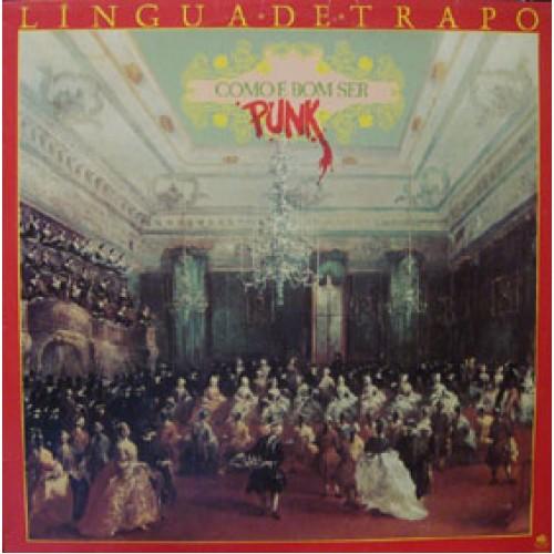 COMO E BOM SER PUNK - LP