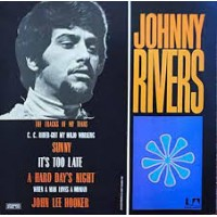 JOHNNY RIVERS - Whisky A Go-go Revisited Record