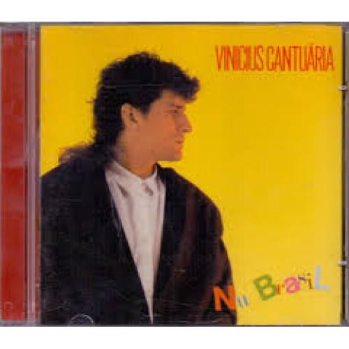 NU BRASIL - USED CD