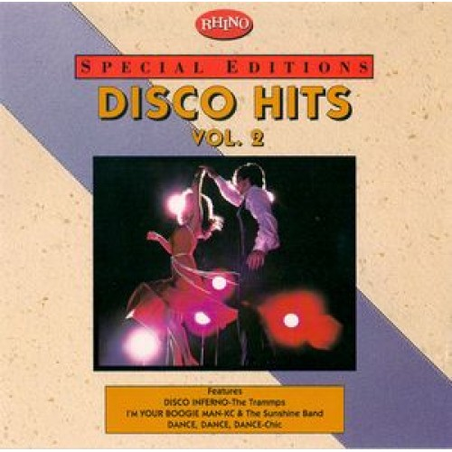 DISCO HITS VOL.2 - USED CD