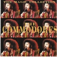 COMMODORES - The Magic Collection