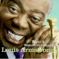 LOUIS ARMSTRONG - What A Wonderful World LP