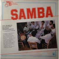 HISTORIA DA MUSICA POPULAR BARSILEIRA (GENEROS) SAMBA