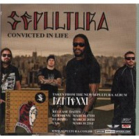 CONVICTED IN LIFE / FINISTERRA / AND....YOU WILL DIE