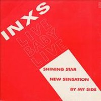 SHINING STAR NEW SENSATION BY MY SIDE (LIVE BABY LIVE)
