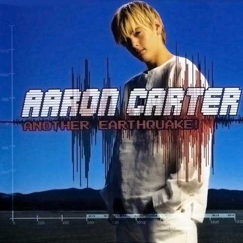 ANOTHER EARTHQUAKE - CD NEW
