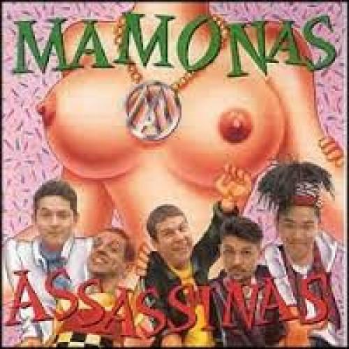MAMONAS ASSASSINAS - USED CD