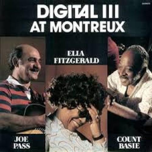 DIGITAL III AT MONTREUX - LP