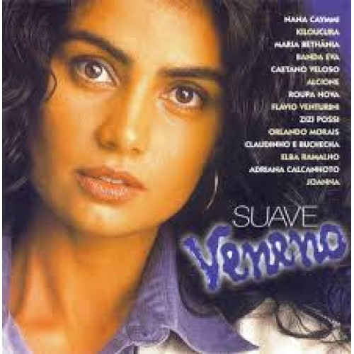 SUAVE VENENO NACIONAL - USED CD