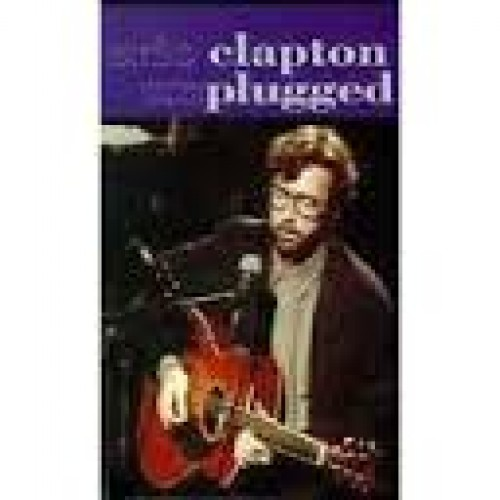 ERIC CLAPTON UNPLUGGED - USED VHS