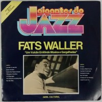 GIGANTES DO JAZZ - FATS WALLER