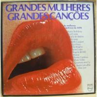 GRANDES MULHERES GRANDES CANCOES