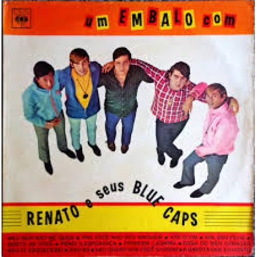 UM EMBALO COM RENATO E SEUS BLUE CAPS - LP