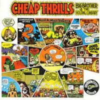 JANIS JOPLIN BIG BROTHER - Cheap Thrills Record