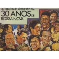 30 ANOS DE BOSSA NOVA