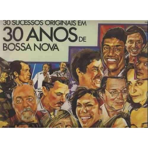 30 ANOS DE BOSSA NOVA - LP