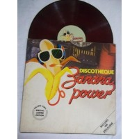 BANANA POWER (SPECIAL LIMITED EDITION YELLOW VINIL)