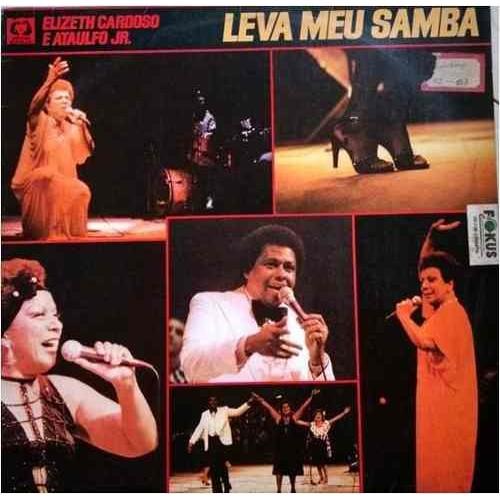 LEVA MEU SAMBA - LP