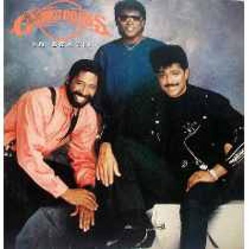Commodores In Brazil - LP