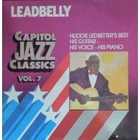 Huddie Ledbetters Best... His Guitar - His Voice - His Piano
