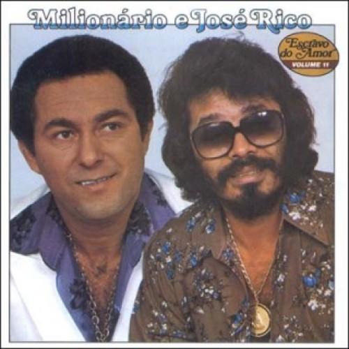 ESCRAVO DO AMOR - VOLUME 11 - LP