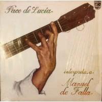 Interpreta A Manuel De Falla
