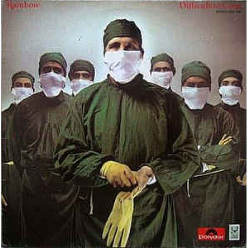 Difficult To Cure - LP
