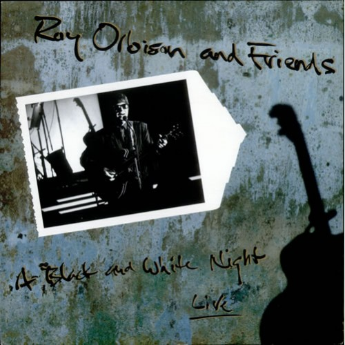 Roy Orbison And Friends - A Black And White Night Live - LP