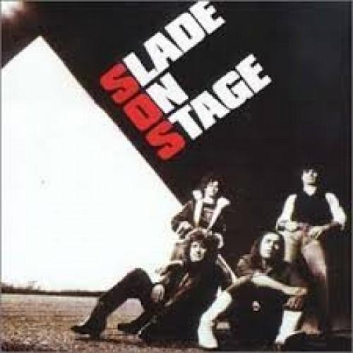 SLADE ON STAGE - LP
