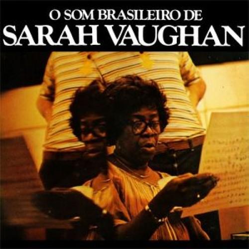 O Som Brasileiro De Sarah Vaughan - LP