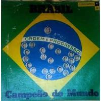 Brasil Campeão Do Mundo