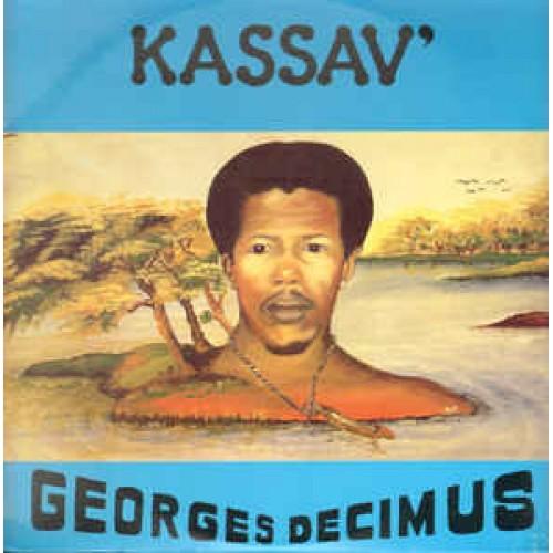 Kassav With Georges Decimus - LP