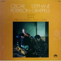Oscar Peterson - Stephane Grappelli Quartet Vol. 1