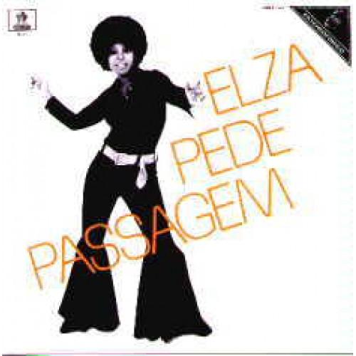 ELZA PEDE PASSAGEM - CD NEW
