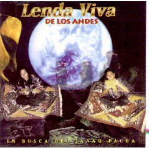 EN BUSCA DEL JANAQ PACHA - USED CD
