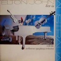 LIVE IN AUSTRALIA WITH THE MELBOURNE SYMPHONY BRAZIL LP