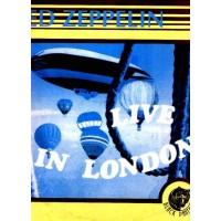 LIVE IN LONDON JUNE 1969