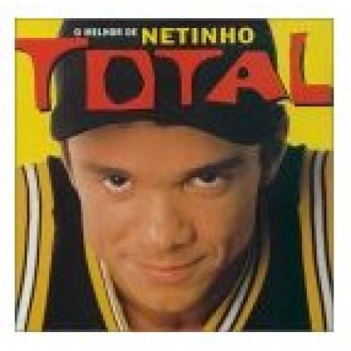 O MELHOR DE NETINHO TOTAL - USED CD